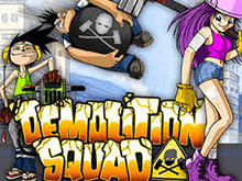 Demolition Squad – 5-барабанный слот