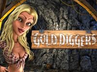 Онлайн слот Gold Diggers