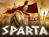 Онлайн слот Sparta