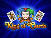 Игровой автомат King Оf Cards