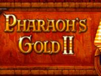 Игровой автомат Pharaohs Gold 2