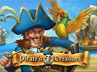 Игровой аппарат Pirates Treasures