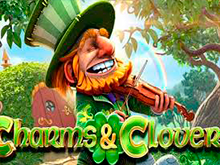 Азартная игра Charms & Clovers