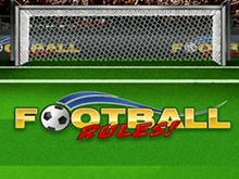 Онлайн слот Football Rules!