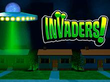 Онлайн слот Invaders