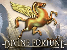 Игровой аппарат Divine Fortune