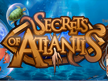Игровой слот Secrets Of Atlantis