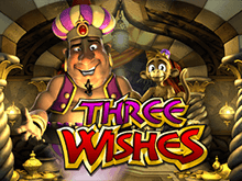 Онлайн автомат Three Wishes