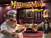 Игровой аппарат Mamma Mia