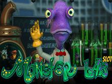 Онлайн слот Лаборатория Монстров