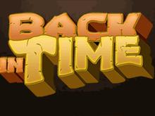 Игровой слот Back In Time