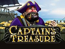 Игровой слот Captains Treasure