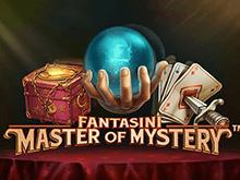 Онлайн слот Fantasini: Master Of Mystery