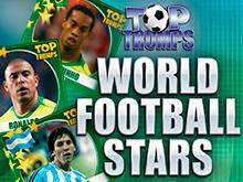 Азартная игра Мировые Звезды Футбола
