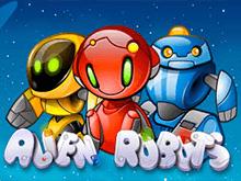 Игровой аппарат Alien Robots