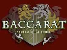 Азартная игра Baccarat Pro Series Table Game
