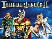 Тематическая азартная игра Thunderstruck II