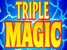 Игровой аппарат Тройная Магия